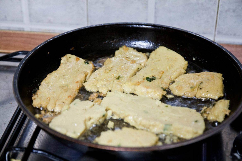 recette traditionnelle panelle sicilienne