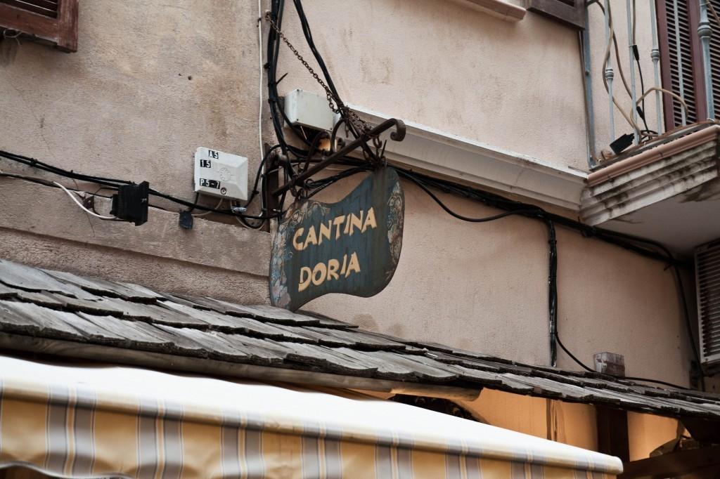 cantina doria bonifacio