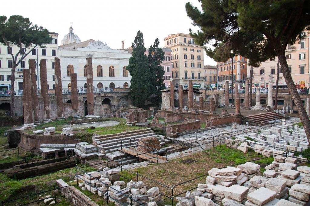 Quartier Trastevere , Rome , le plus beau quartier de la capitale
