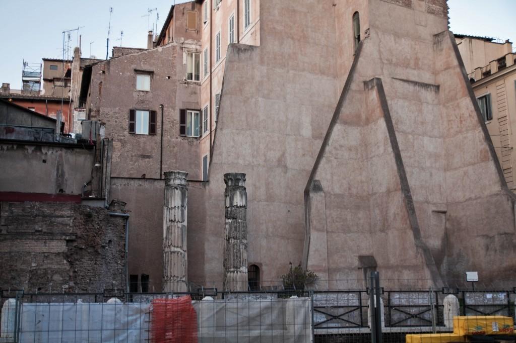 architecture rome