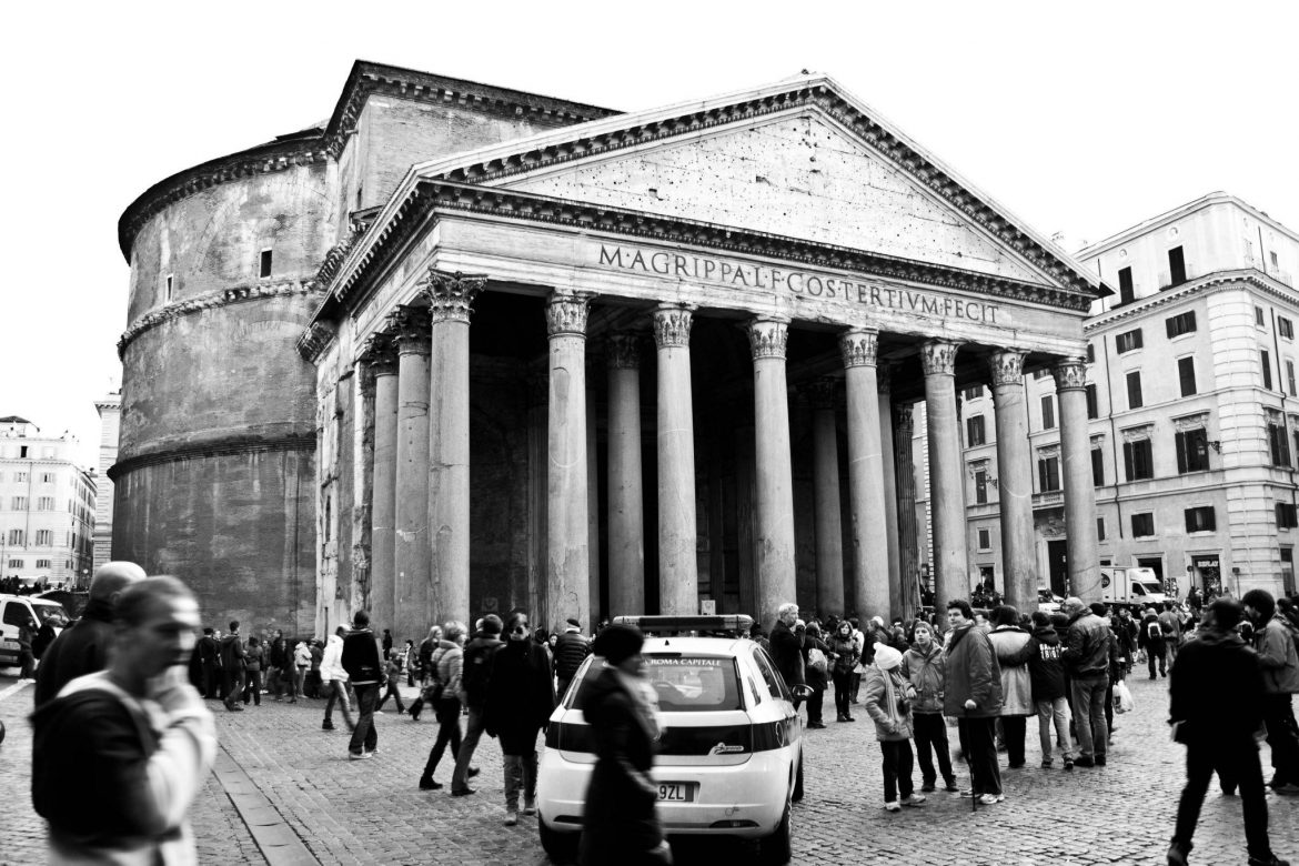 guide-visiter-rome-4-jours-pantheon