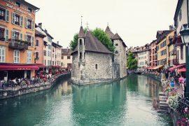 Visiter Annecy en un week end