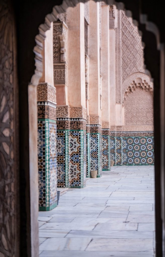 Marrakech-Medersa-Maroc-waitandsea