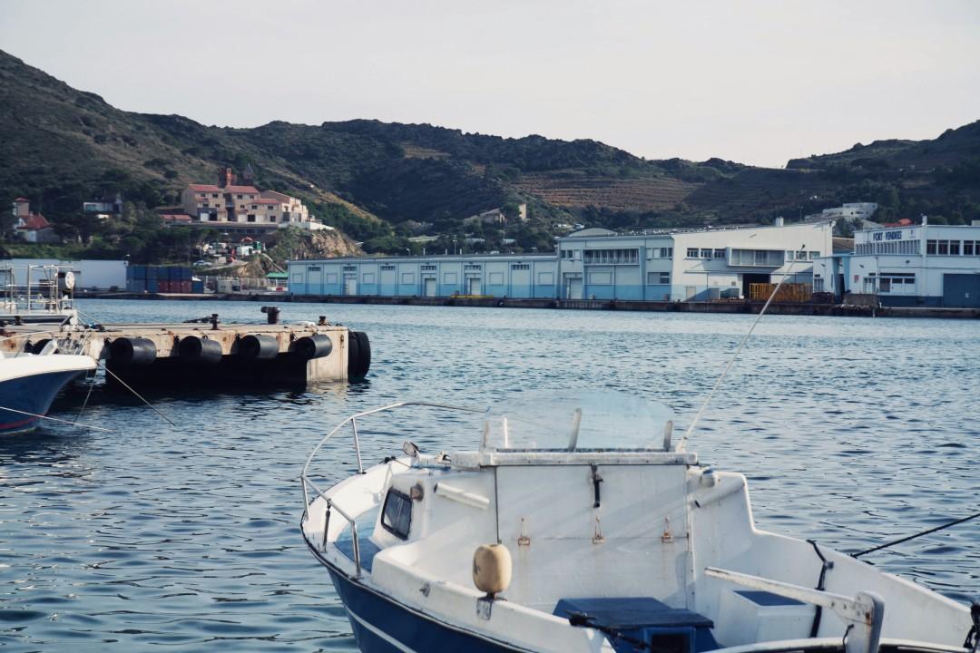 Vsiter Port Vendres novelbre