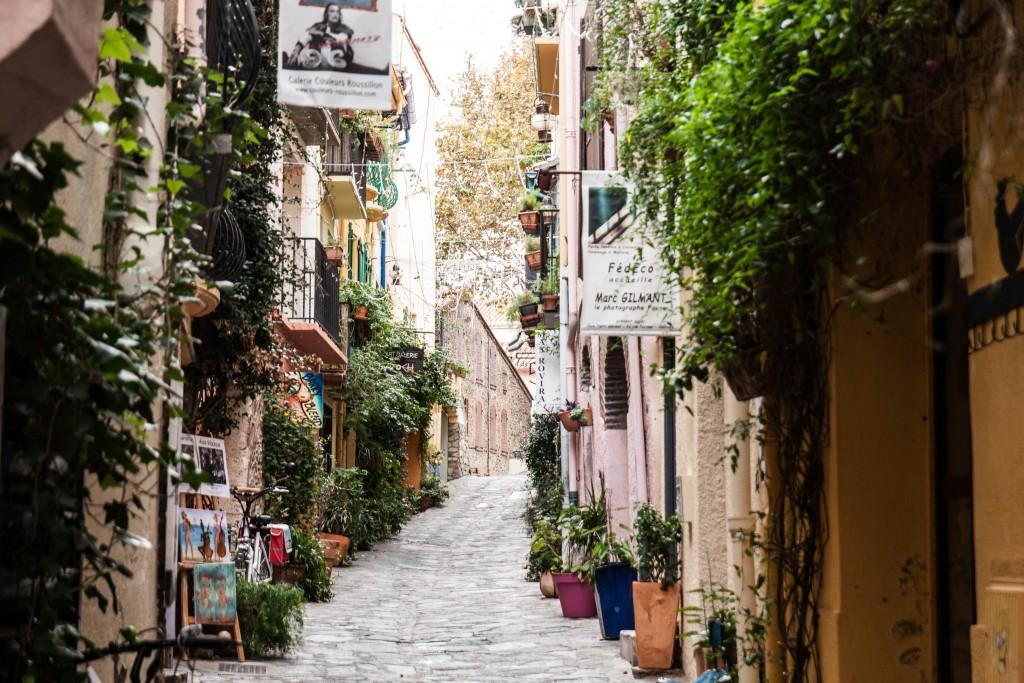balade à Collioures