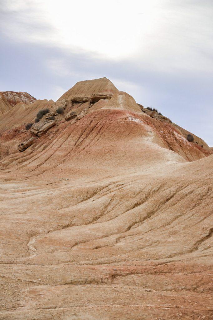 Desert des bardenas Espagne - Blanca Baja