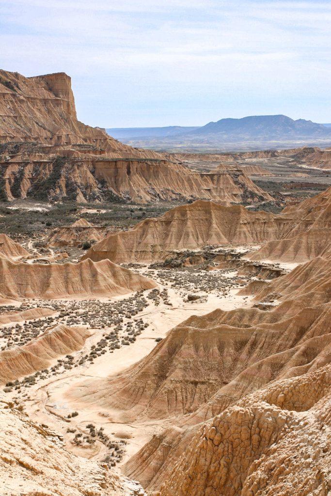 Randonnée Piskerra, desert des Berdenas