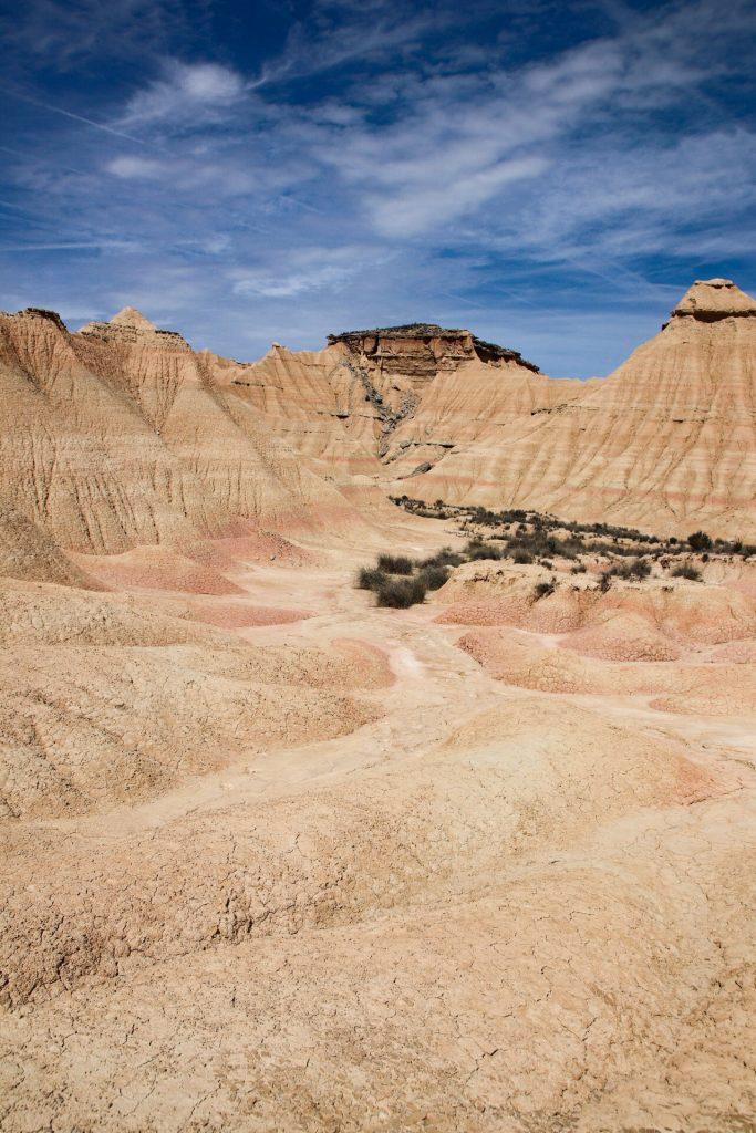 La plus belle randonnée du desert des Bardenas, El Rallon