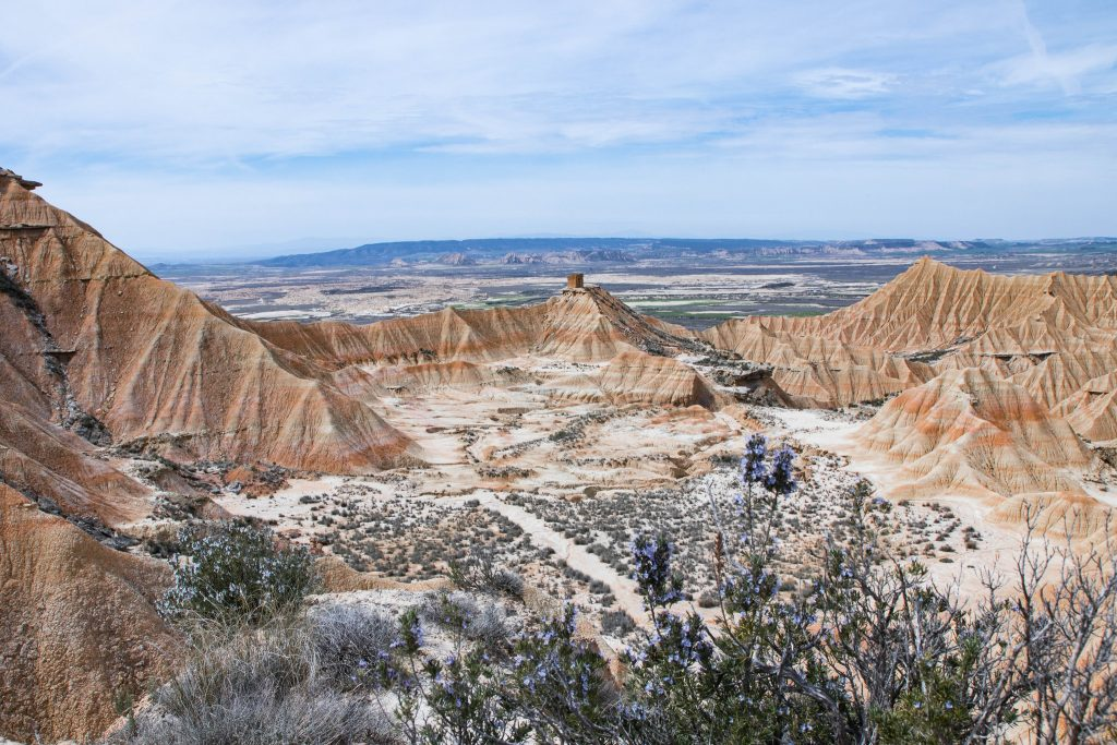 Desert des Bardenas: road trip et randonnées
