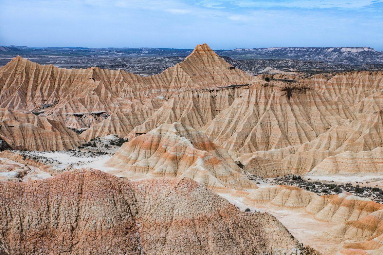 Desert des Bardenas: randonnées Piskerra