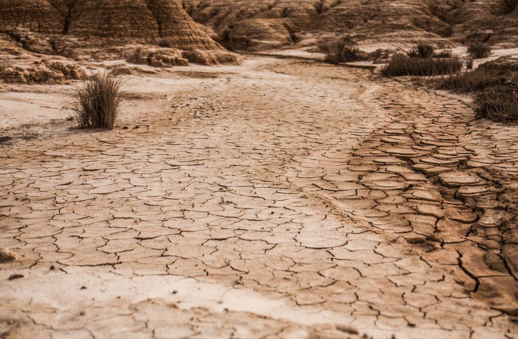 Bardenas, le desert sorti d'un autre univers