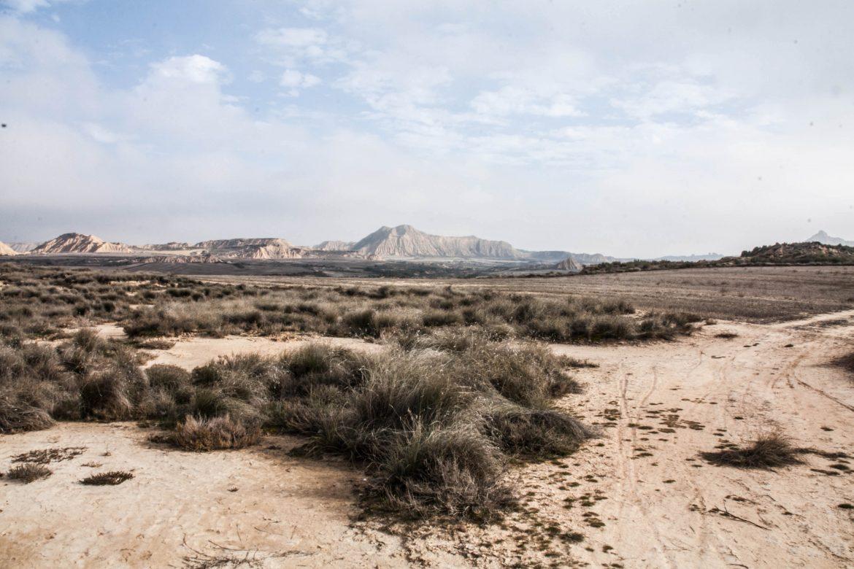 Désert bardenas reales - Bardenas Alta - Roadtrip