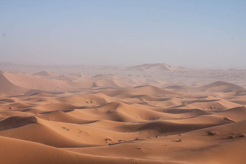 Désert de Merzouga - Sahara