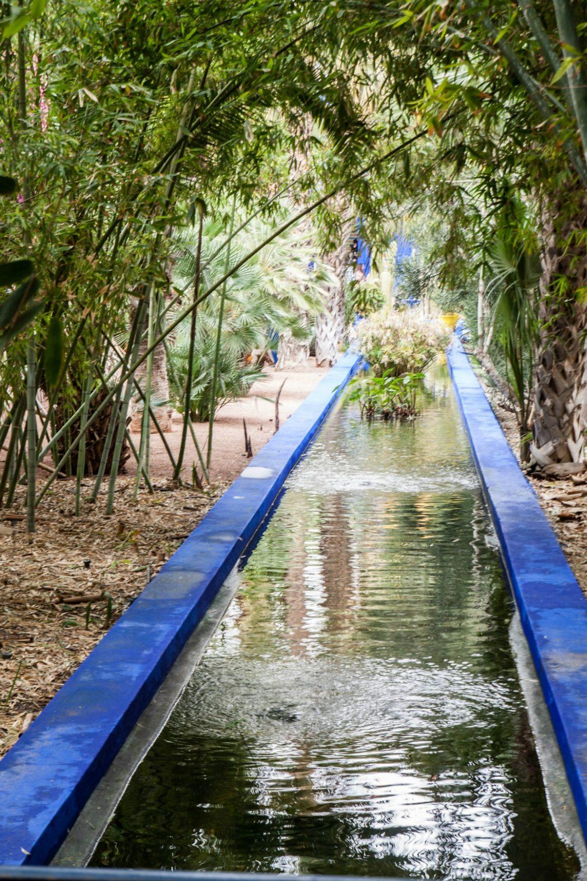 Le Jardin Majorelle L Oasis De Marrakech