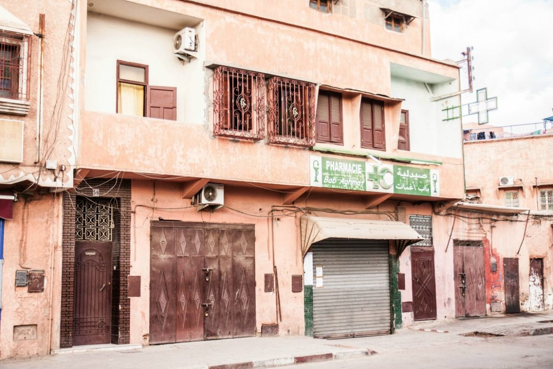 Visiter le palais de la Bahia à Marrakech