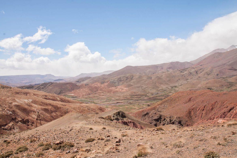 Atlas, raod trip Maroc