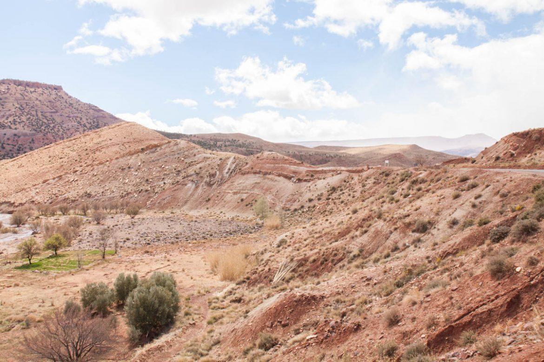 Atlas Maroc - Road trip