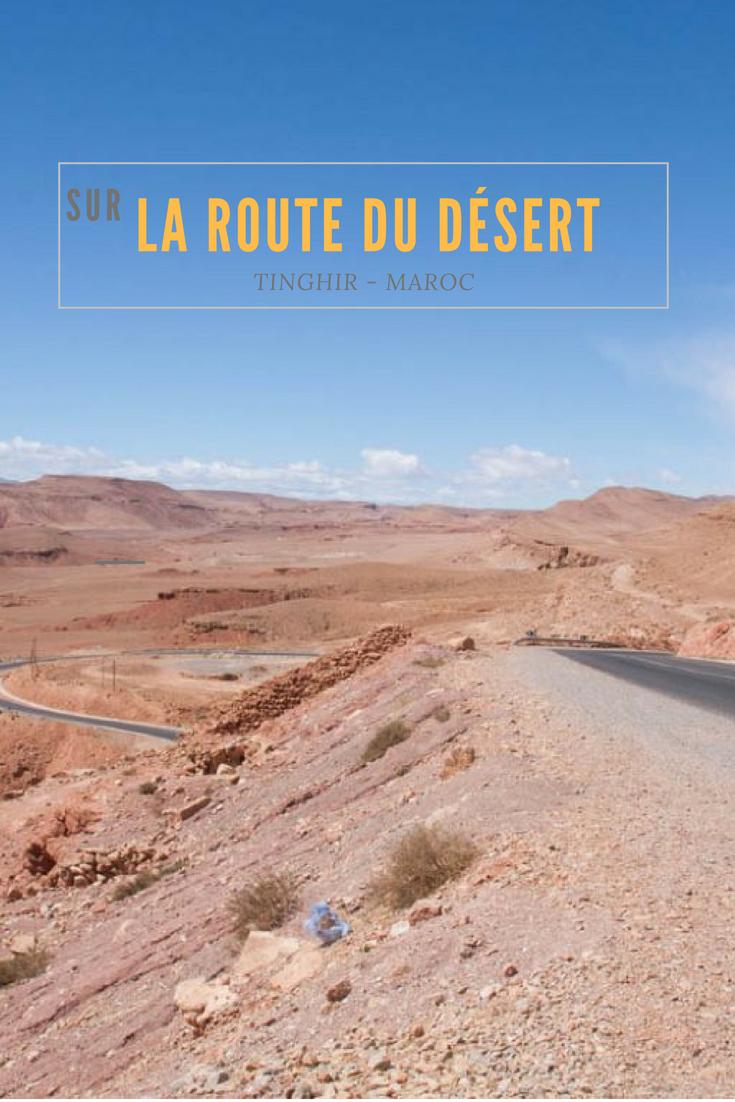 Visiter Tinghir, sa palmeraie et les gorges de la Todra. Sur la route du désert de Merzouga, Maroc.