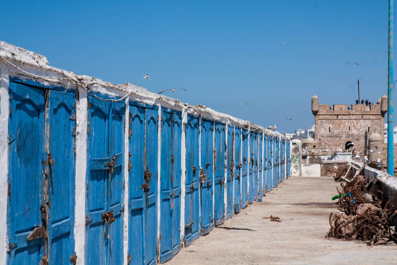 Et revoir la mer à Essaouira – Maroc