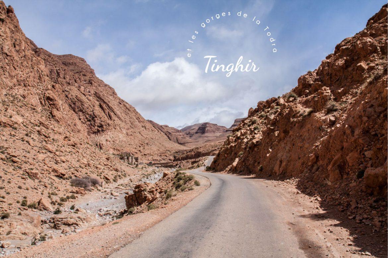 Tinghir, visiter la gorges de la Todra Maroc