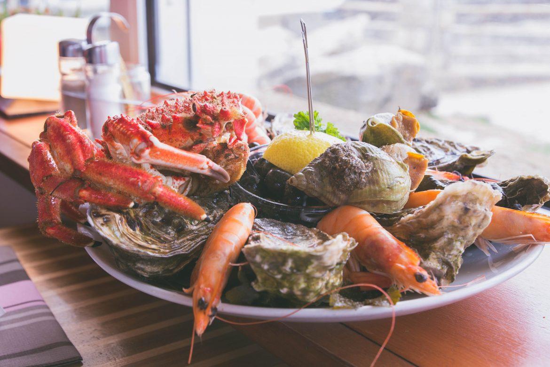 Bon restaurant à Quiberon : Restaurant le Vivier