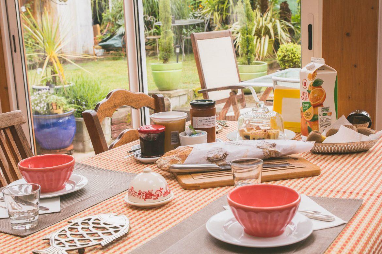 Bonne Maison d'hôte pas chère dans le golfe du Morhiban : La villa symphorien - Surzur