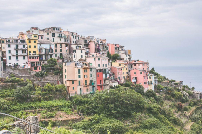 Corniglia Cinque Terre Italie