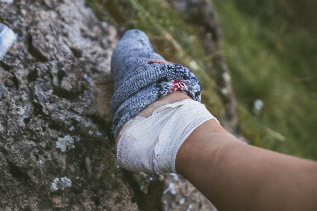 trek et bivouac à Garvarnie Pyrénées