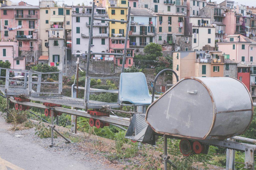 Village corniglia Cinque Terre