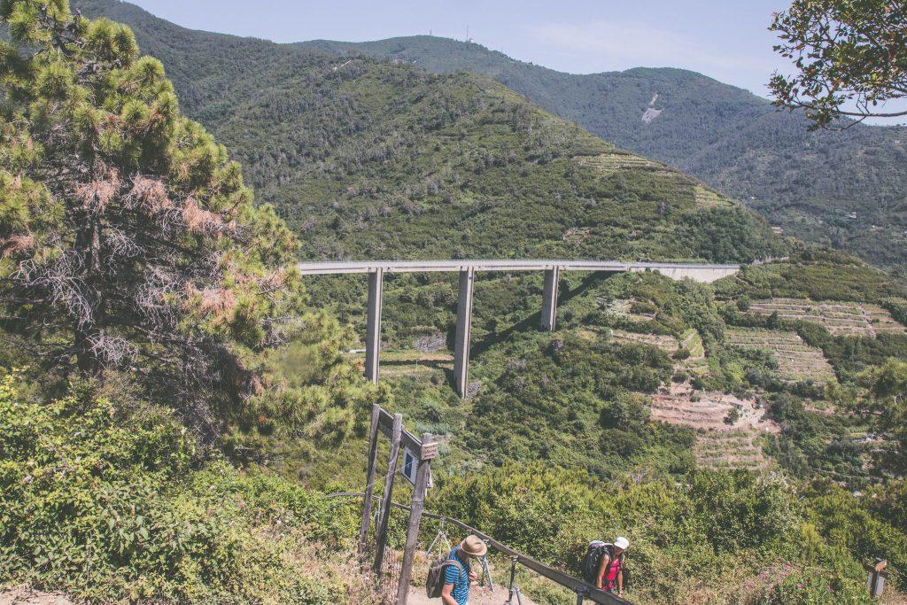 itinieraire dans le village de Riomagiore, Cinque Terre et les bonnes adresses