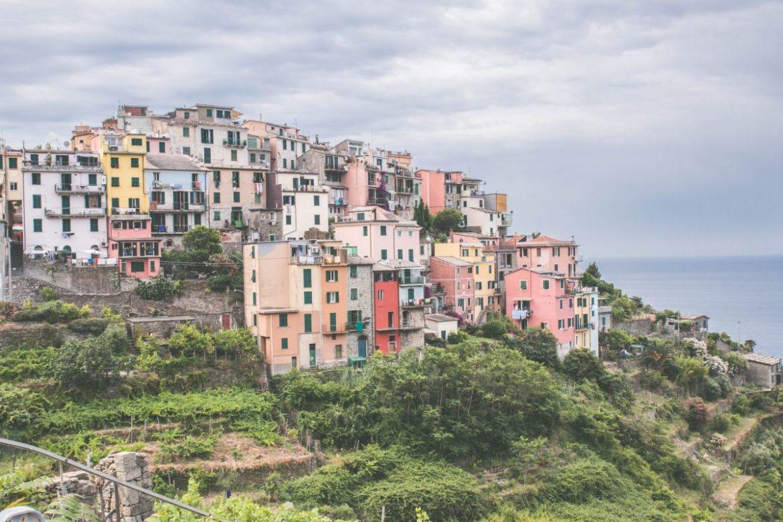 Cinque terre Italie : Corniglia