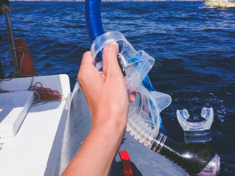 Snorkeling-bateau-Portofino-Italie