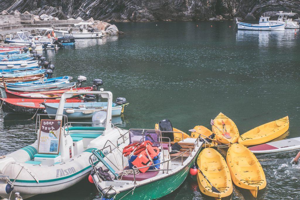 Visiter Vernazza Cinque Terre