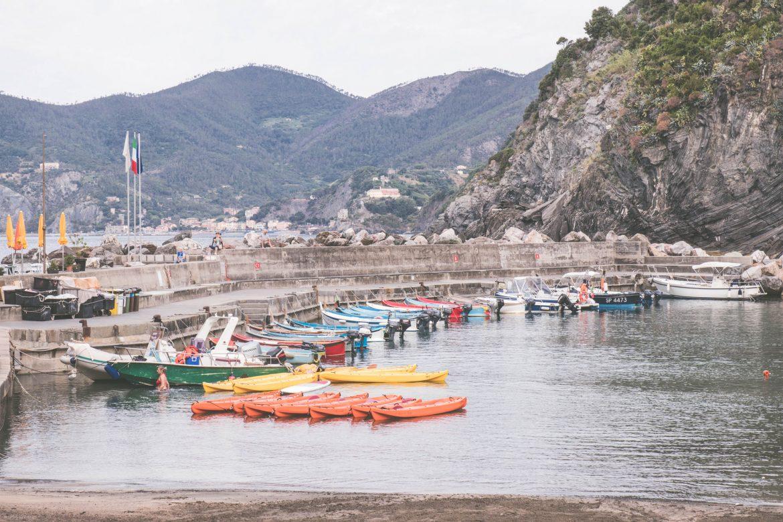 Vernazza village des Cinque Terre Italie