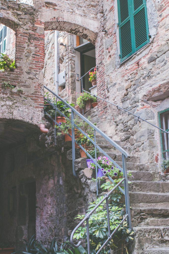 Visiter le village de Corniglia