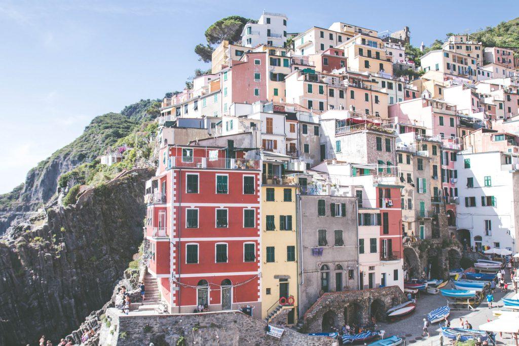 Visiter Riomaggiore Cinque terre