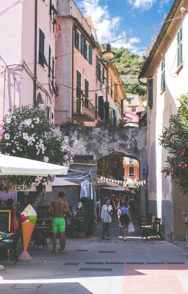 Que faire à Monterosso Del Mar ?