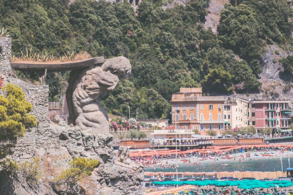 Le village de Monterosso Cinque Terre