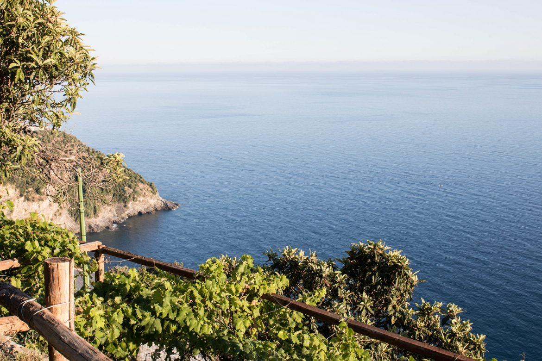 Corniglia, le plus joli village des Cinque Terre, Italie