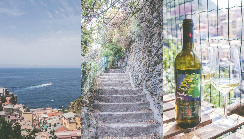 Manarola : le plus joli village des Cinque terre - Italie