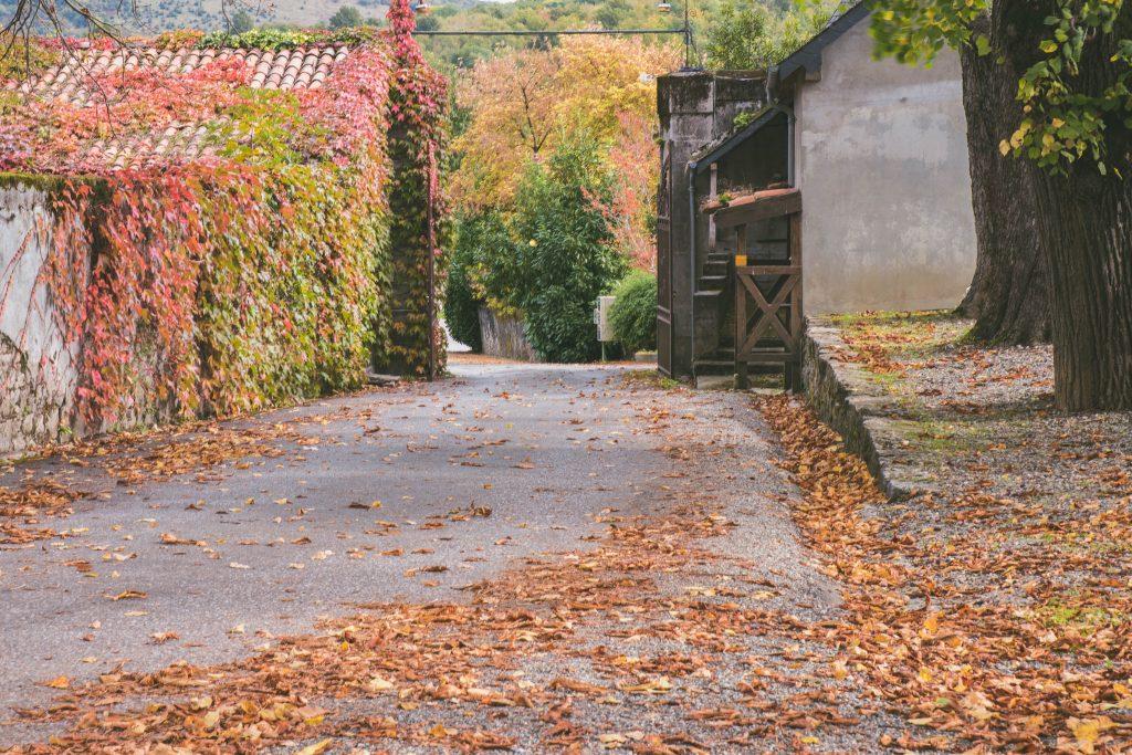 Tourisme Saint Lizier automne