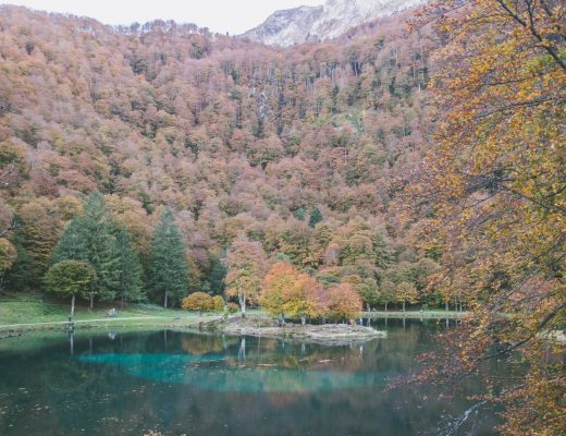 ariege-pyrenee-lac-bethmale