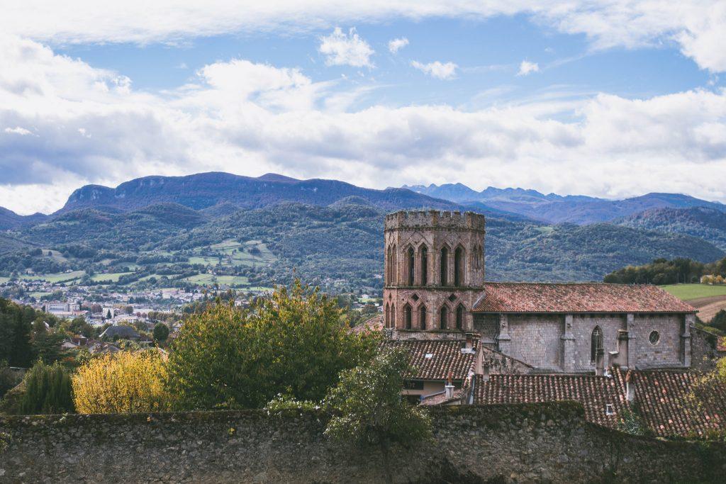 Saint Lizier Ariége Bethmale