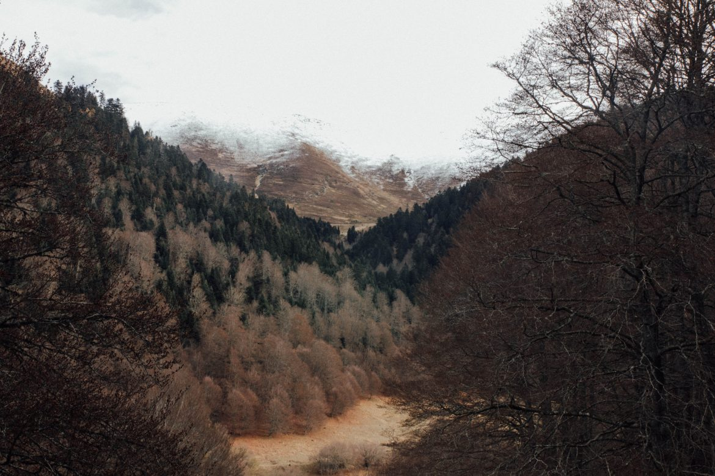 Idée randonnée Pyrénées : randonnée au lac de Bareilles (Borderes).