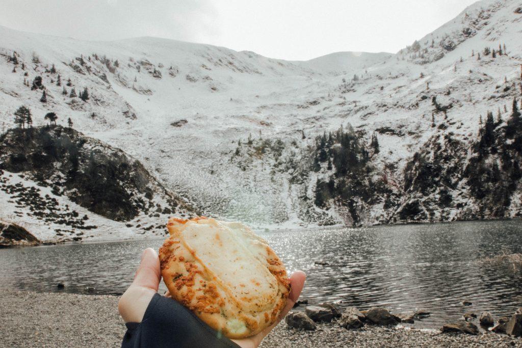 Randonnée lac de Bareilles en Hiver