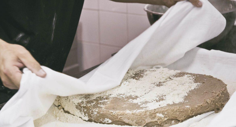 La pulenda : specialite Corse à base de farine de chataigne