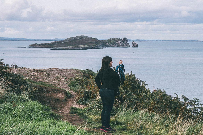 Que voir à la presqu'île de Howth (Irlande) : sentiers, randonnées et restaurant, on vous dit tout !