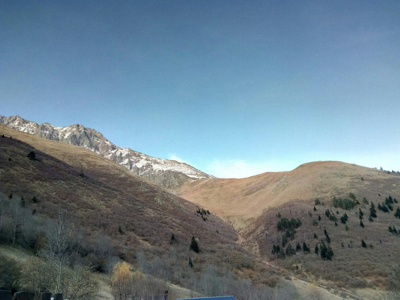 dée de randonnée dans les Pyrenees : autour de Saint Lary