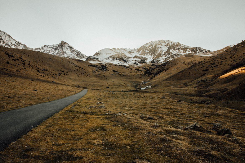 Idée de randonnée dans les Pyrenees : Hourquette Ancizan