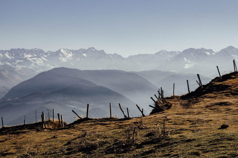 Idée de belle randonnée dans les Pyrenees : Col Mongie